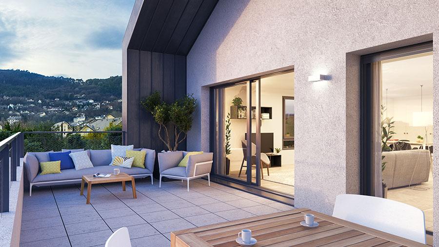 L'agence Générale Immobilière Neuf de Chambéry